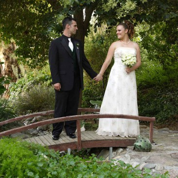 Book Your Garden Wedding at Belvoir Springs