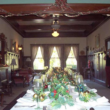 Have Your Holiday Party at the Historic Belvoir